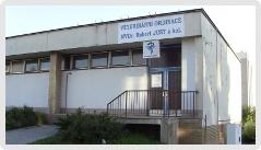 Naše veterinární ordinace